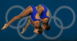 Dive Dive Bend Bend Splash Splash.
