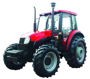 Did you hear about the magic tractor? It was driving down the road and then suddenly turned into a field.
