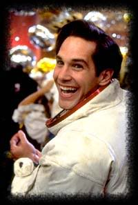 Paul Rudd? Juliet could do so much worse.