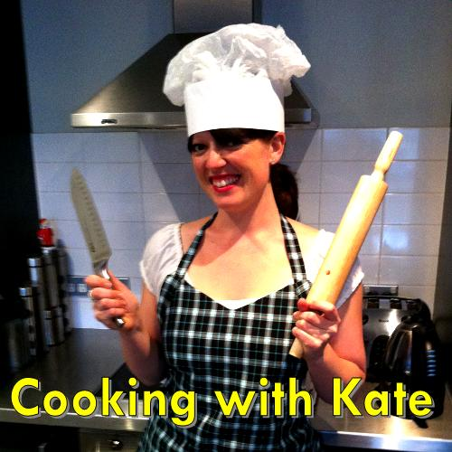 Cooking with Kate