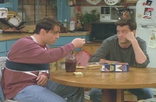 Joey gets it.
