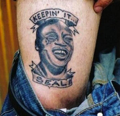 Besides, some tattoos are timeless.